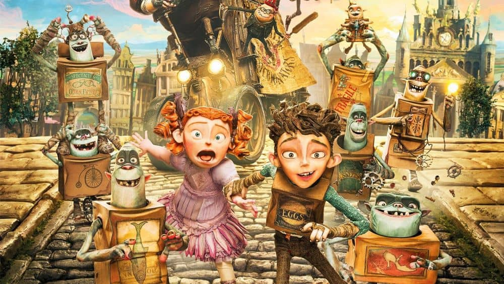 The Boxtrolls movie on Freeform Nights of Halloween