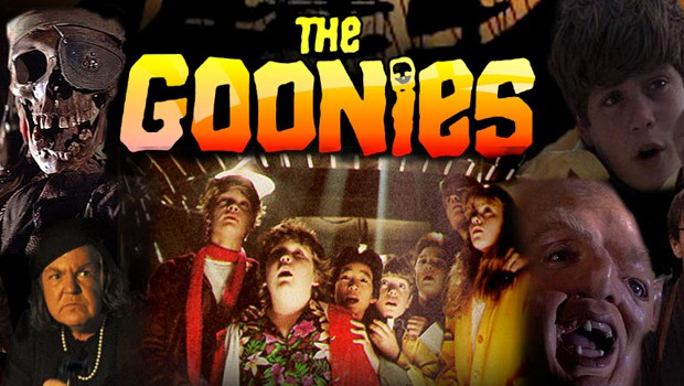 The Goonies movie on Freeform Nights of Halloween