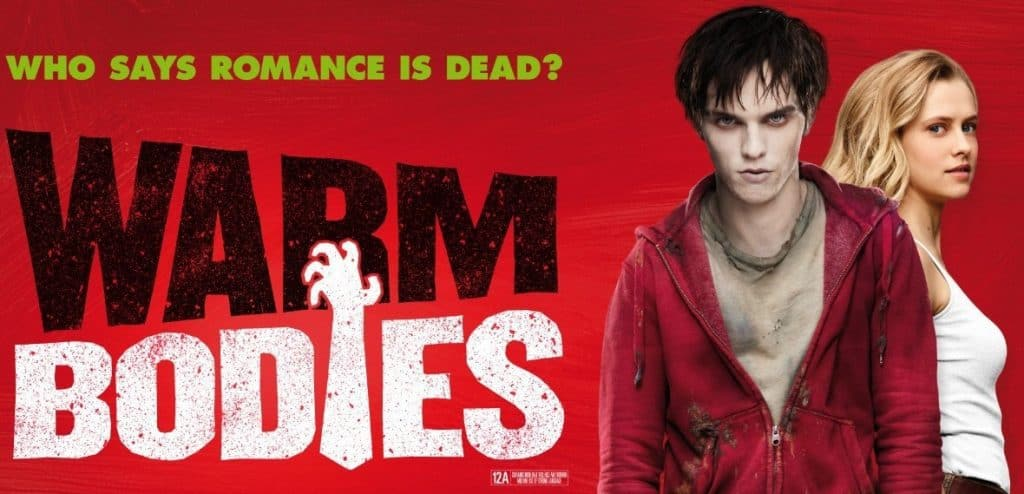 Warm Bodies on Freeform Nights of Halloween