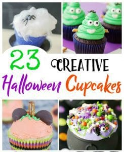 23 Creative Halloween Inspired Cupcake Recipes