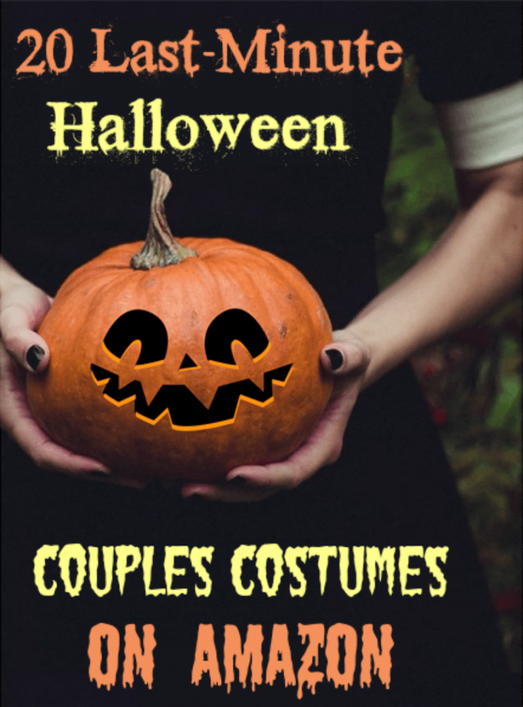 20 Last-Minute Halloween Couples Costumes On Amazon