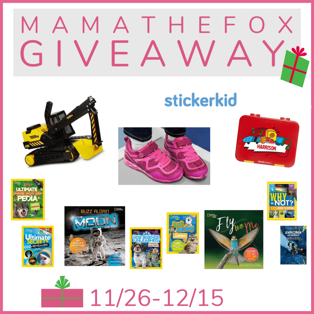 Annual Holiday Kids Gift Giveaway