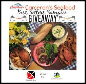 Cameron's Seafood Best Sellers Sampler Holiday