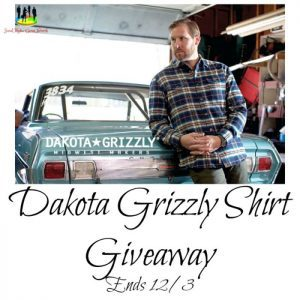 Ferris Flannel Button-down Shirt from Dakota Grizzly