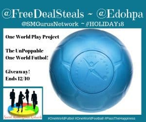 One World Play Project Futbol