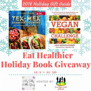 Tex-Mex Diabetes Cooking & Vegan Challenge Cookbooks