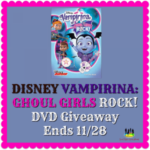 Vampirina Ghoul Girls Rock DVD