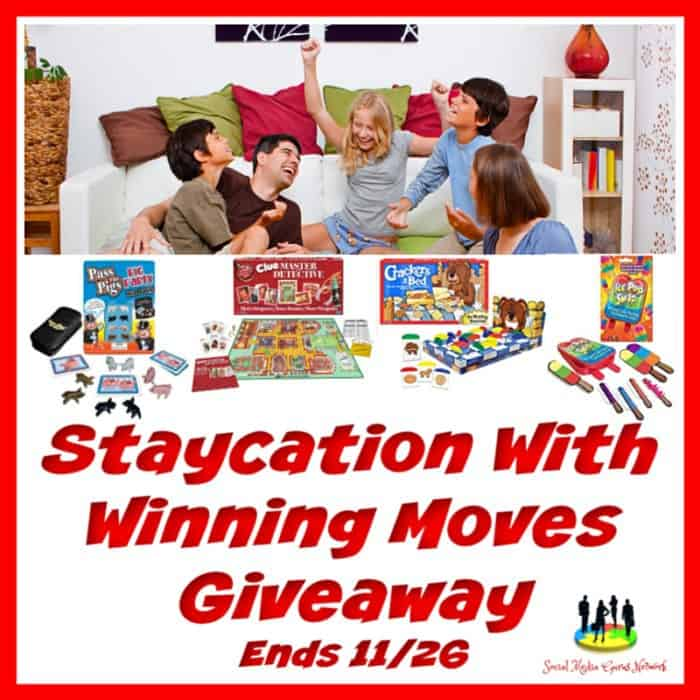 Winning Moves USA Family Games