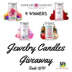Jewelry Cash Slime Wax Candles