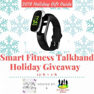 Smart Fitness Talkband