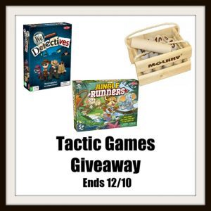 Tactic Family Board Games